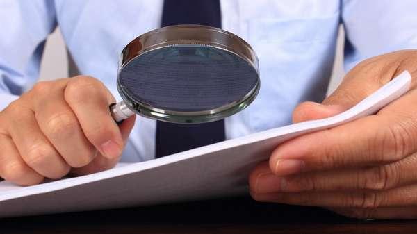 Камеральная проверка декларации
