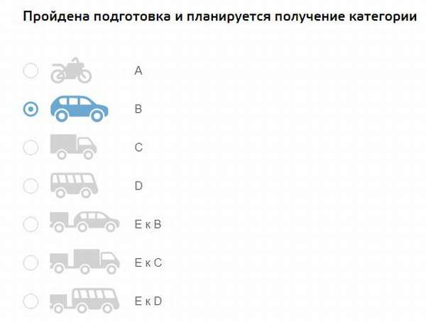 Как получить водительские права через Госуслуги