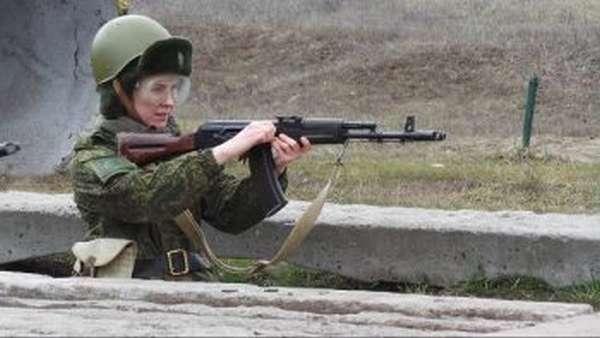 Какие бывают военные профессий для женщин