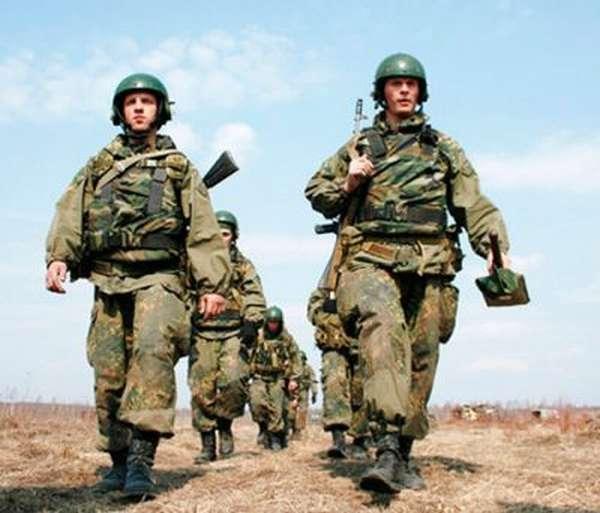 Ветераны Чечни