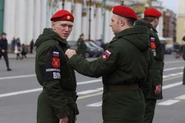 Военные полицейские