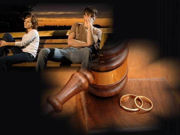 Заявление о расторжении брака и о взыскании алиментов