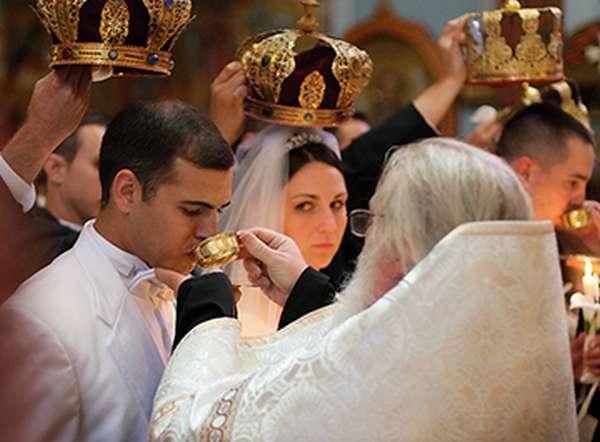 христианский брак