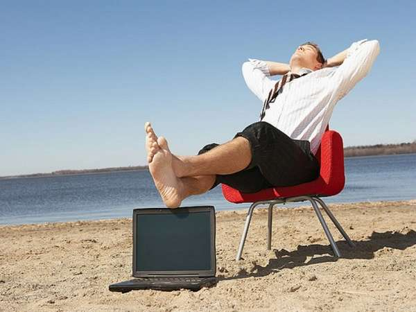 Как написать заявление на отпуск