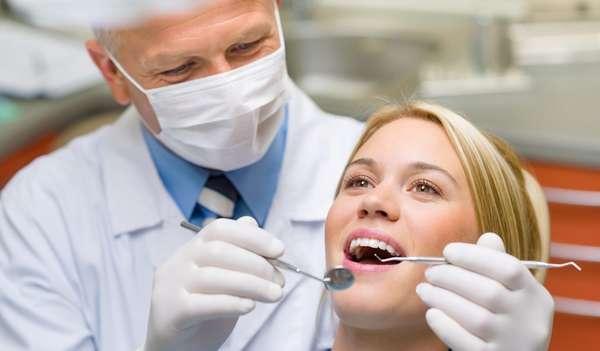 прием у стоматолога