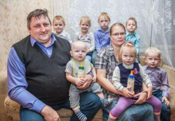Какие льготы имеет многодетная семья в Санкт-Петербурге в 2019 году