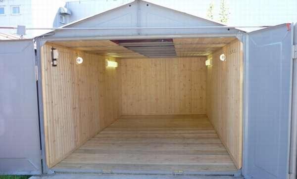 Смена собственника гаража