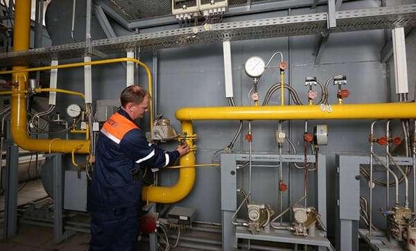 Техническое обслуживание газового оборудования МКД