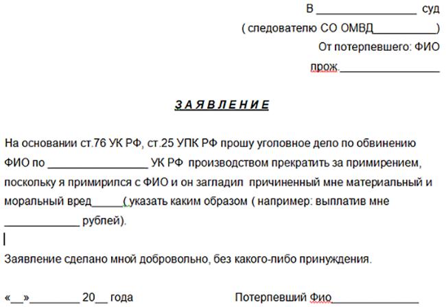 Список документов на уружие