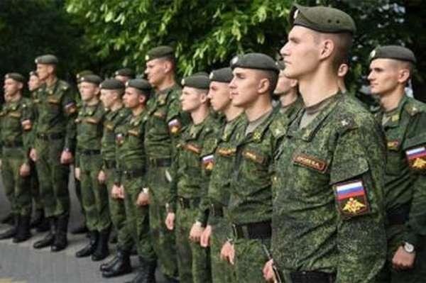 Распорядок дня военнослужащего по контракту