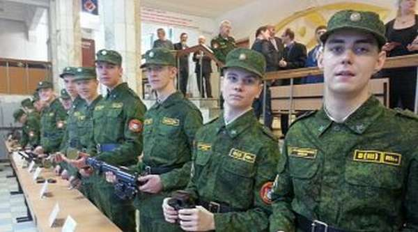 Научная рота в армии РФ