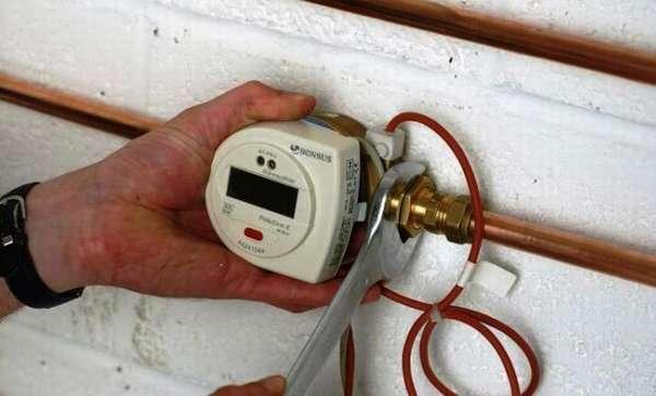 Установка счетчика на отопление в квартире