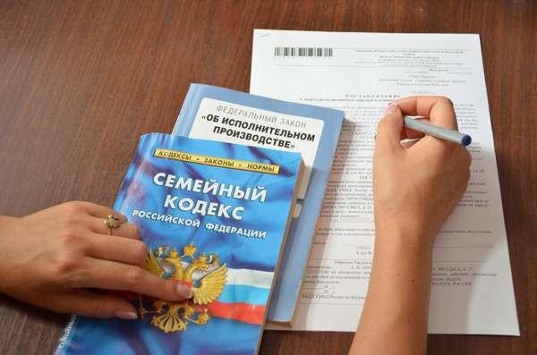 книги о федеральном законе и семейном кодексе РФ