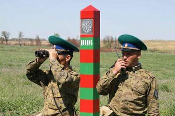 Контрактники на военной службе за границей