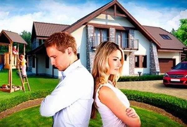Считается ли наследство совместно нажитым имуществом при разводе