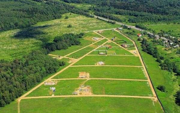 Земельный участок как основное средство