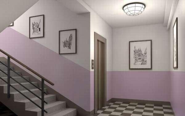 Ремонт подъезда многоквартирного жилого дома