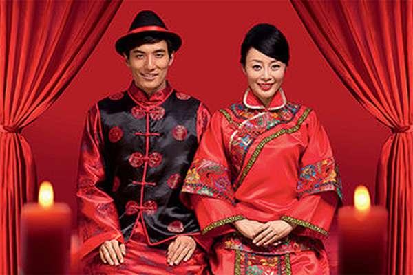 свадьба в азиатских традициях