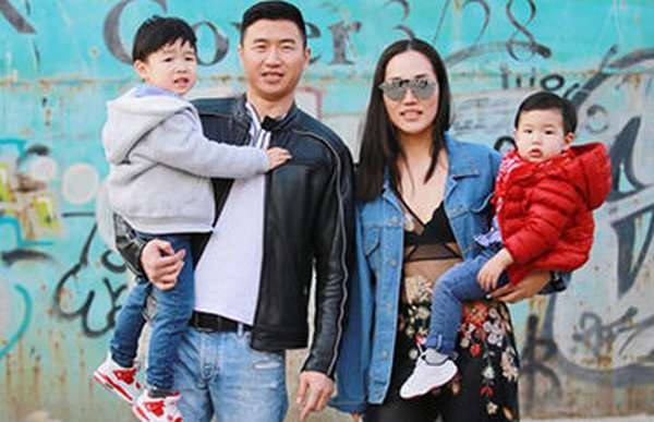 брак с азиатом