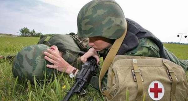 приобретение травмы в армии