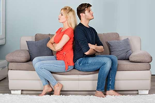 расторжение брака и оформление жилья
