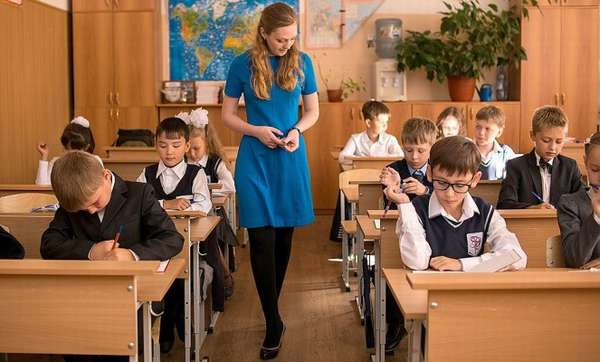 Трудовой стаж педагога