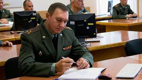 Учебный отпуск военнослужащего