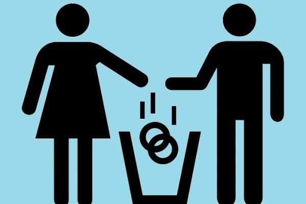 порядок развода без детей