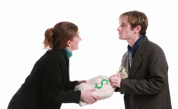 Алименты при разводе