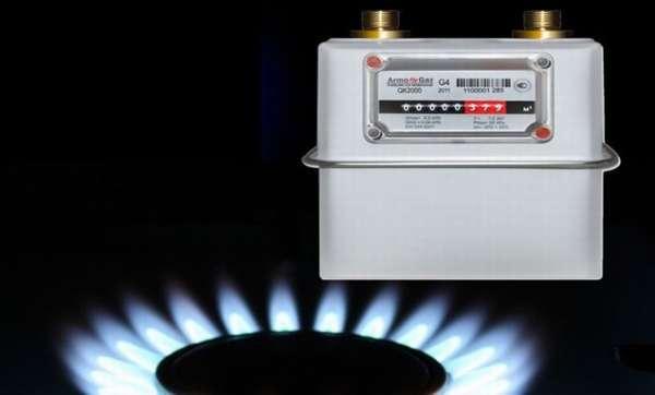 Газовый счетчик в квартире