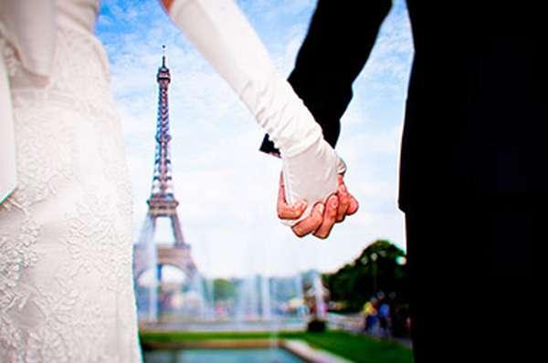 брак во франции