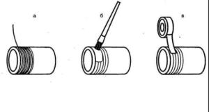 Герметизация соединений