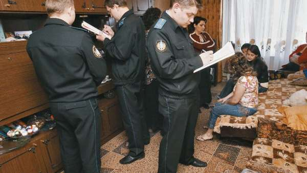 Порядок наложения ареста на имущество должника