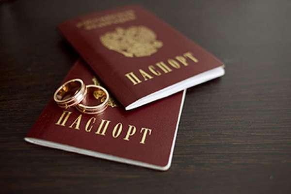 Вышла замуж как поменять инн при смене фамилии
