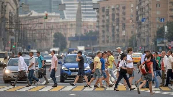 Штраф за пешехода на переходе