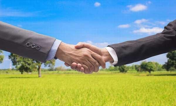 Сделка с земельным участком