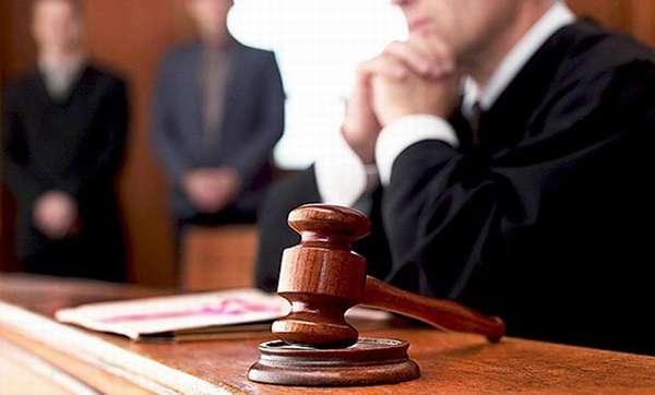 Судовое разбирательство по поводу прорыва трубы