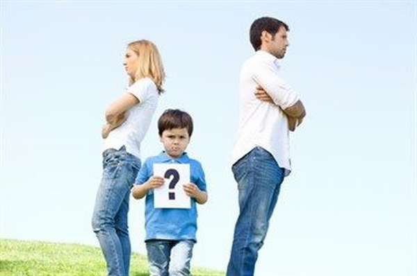 доля ребенка при разводе