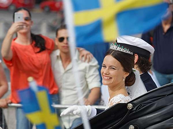 шведский брак