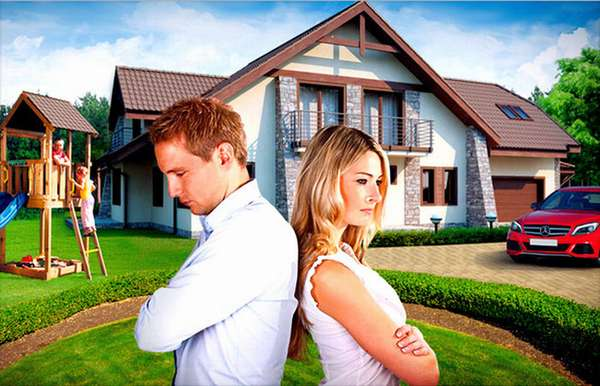 Как делится квартира, купленная на материнский капитал, при разводе